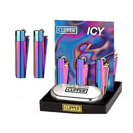 Clipper ICY çakmak 12li