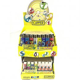 Clipper Pocket 2li Karton Stand