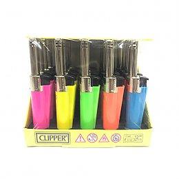 Clipper tube