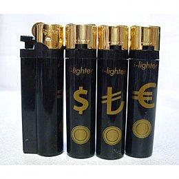 i-lighter baskılı çakmak 48li