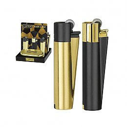 İsme Özel Clipper Black and Gold