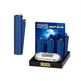 İsme Özel Clipper Deep Blue